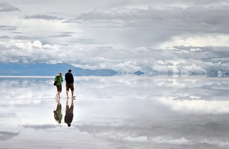 Bolivia: Salar de Uyuni after the rain... | Wicked! | Scoop.it
