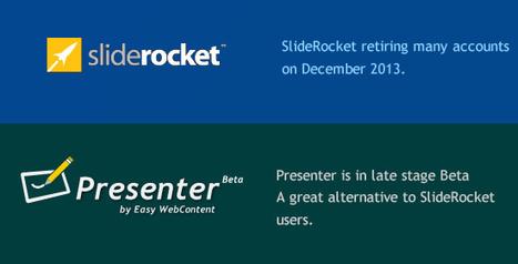 What is the best SlideRocket alternative? | presentation skills | Scoop.it