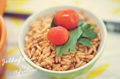 How to Make Party Jollof Rice « Afrolems   Nigerian Food Recipes ...   African Cultural News   Scoop.it