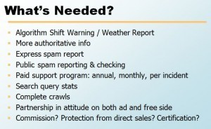 Google Issues Weather Report For Panda Update   SEO Tips, Advice, Help   Scoop.it