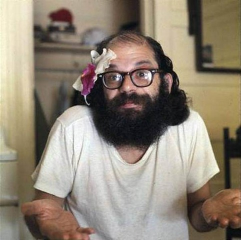 ALLEN GINSBERG ET LA BEAT GENERATION AU CENTRE POMPIDOU METZ | Poezibao | Scoop.it