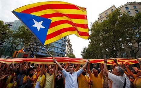 Catalan referendum plans thwarted by government - Telegraph | El diseño de un nuevo estado de Europa | Scoop.it
