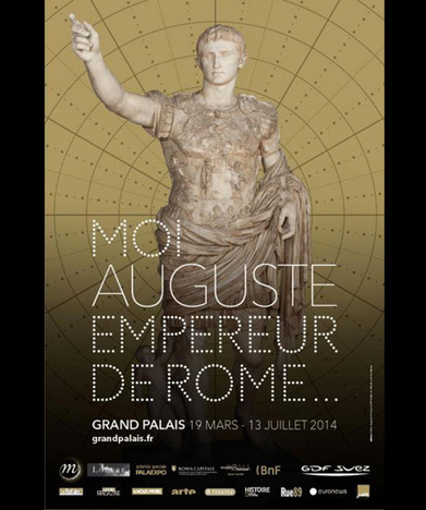 Moi, Auguste, Empereur de Rome | ART, His Story are Culture for ALL | Scoop.it