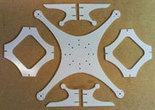 FunLAB » Un châssis de quadcopter ! | Drone | Scoop.it