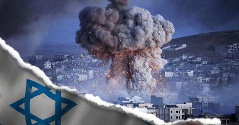 BREAKING: Israel Bombs Syrian Military Airport In Damascus, Syria Promises Retaliation | LibertyE Global Renaissance | Scoop.it
