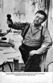 'Brendan Behan used to yell at me from across the street' - Ulick O'Conno | The Irish Literary Times | Scoop.it