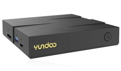 Yundoo Y8 Rockchip RK3399 TV Box is Up for Pre-order for $111 and Up | Embedded Systems News | Scoop.it