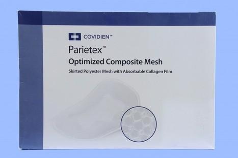 Parietex Hernia Mesh Lawsuit vs  Covidien, Bard