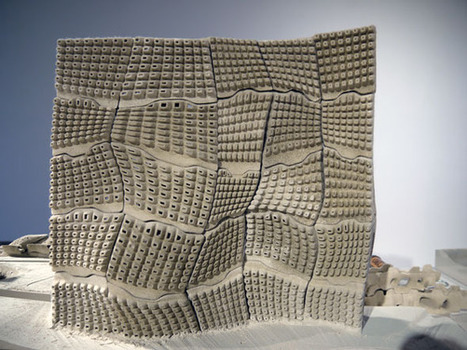 Concrete Rapid Manufacturing | Rael San Fratello - Arch2O.com | AL_TU research | Scoop.it