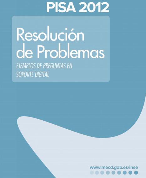 PISA 2012. Resolución de problemas. Ejemplos de preguntas liberadas en soporte digital | Entre profes y recursos. | Scoop.it
