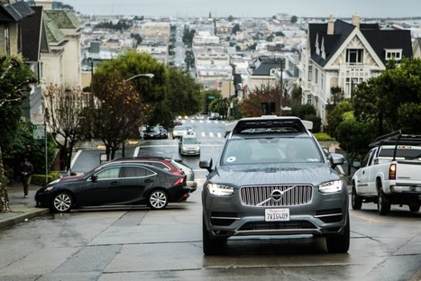 Uber just stopped its self-driving car service in San Francisco. Here's what you need to know. | Futurewaves | Scoop.it