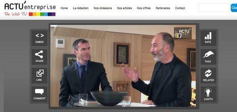Interview vidéo de Pierre Bellanger : Comment mettre en place une politique de souveraineté numérique ?   Veille et Intelligence Economique   Scoop.it