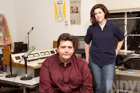 Little Raleigh Radio, one year on   LPFM   Scoop.it