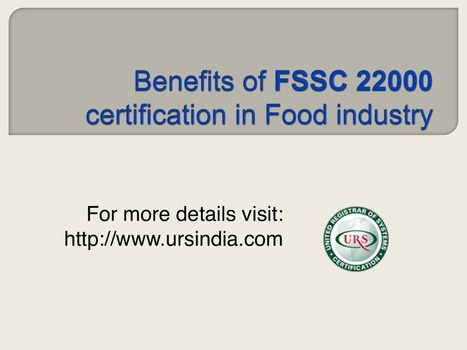 free download fssc 22000 standard pdf