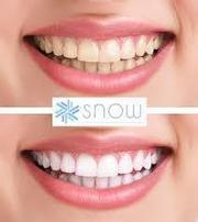 Getting Snow Teeth Whitening