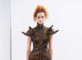 Défilé Julien Fournié Haute couture Automne-hiver 2013-2014   FashionLab   Scoop.it
