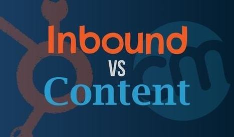 Che differenza c'è tra Inbound Marketing e Content Marketing? | marketing personale | Scoop.it