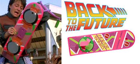 Hoverboard le skateboard de Retour vers le futur en vente ! | Le monde demain | Scoop.it
