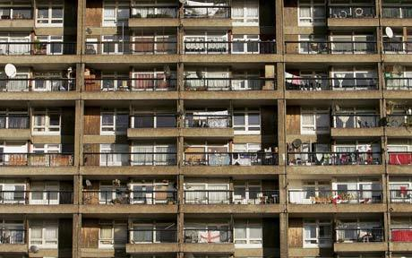 Council housing sell off 'will create ghettos' - No , will extend ghettos'  more like | The Indigenous Uprising of the British Isles | Scoop.it