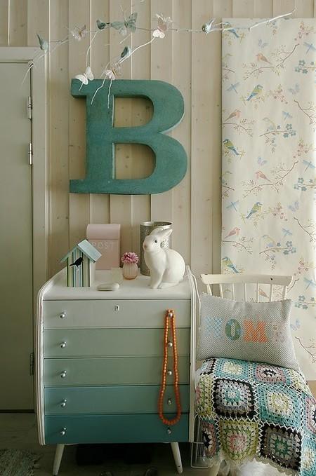 Aménagement de la chambre enfant : relooker un meuble | Aménagement & Finitions | Scoop.it