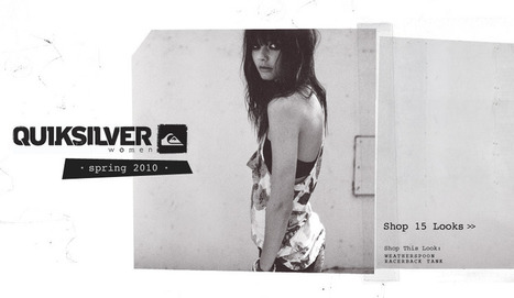 Revolve Clothing - Quiksilver / 3.12 | alice in fashionland | Scoop.it