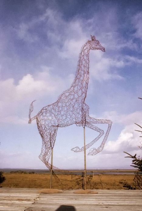 21 Beautifully Twisted Wire Sculptures | tecnologia s sustentabilidade | Scoop.it