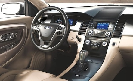 Ford Taurus Review >> Ford Taurus In Cars Cars Release Cars Review Driver