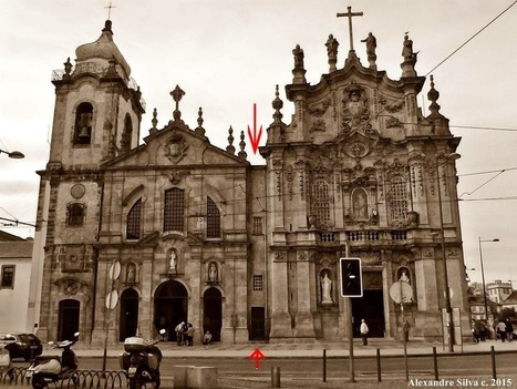 O edifício mais estreito da cidade do Porto. | History 2[+or less 3].0 | Scoop.it