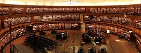 Top 10 Biggest libraries in the World (Vowelor) | Veille professionnelle des Bibliothèques-Médiathèques de Metz | Scoop.it
