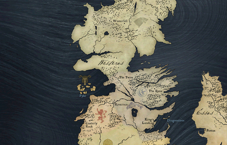 Interactive Game of Thrones Map with Spoilers C...