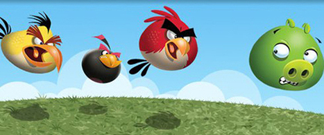 Free Download Angry Birds Game - All Versions of Angry Birds | Download Angry Birds Game | All Games | Scoop.it