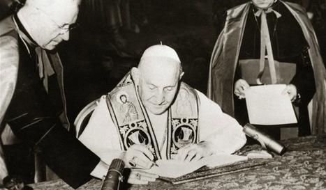 """L'encyclique """"Pacem in Terris"""" a 50 ans   Vatican II : Les 50 ans   Scoop.it"""