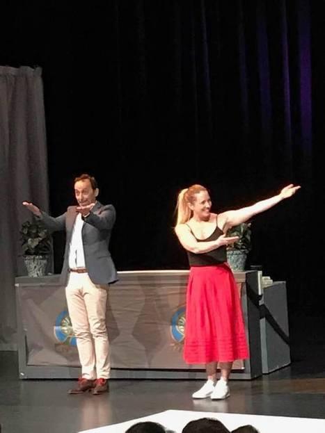 «La leçon de danse» au CCA (Bruxelles) – | Bigre ! | Scoop.it