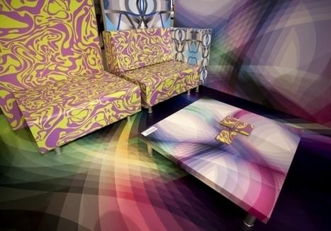 Innovatieve decoratie - Blokboek - Communication Nieuws | BlokBoek e-zine | Scoop.it