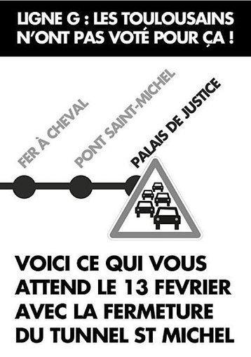 Toulouse 13 février 2012. La fin du monde automobile approche. | Toulouse La Ville Rose | Scoop.it