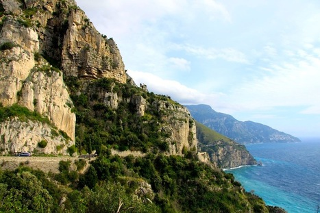 Dave Sumner's Commentary on an itinerary of Italy's Beautiful Amalfi Coast   Dave Sumner's World   Scoop.it