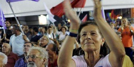La Grèce entre en résistance | La lettre de Grèce | Scoop.it