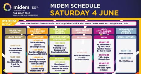 TGiT : Making #MusicMetadata Easy - Conferences & Concerts MIDEM 2016 | Music & Metadata - un enjeu de diversité culturelle | Scoop.it
