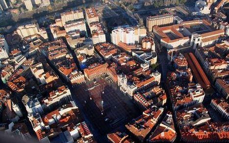 Sobrevolando Valladolid en globo, un viaje a merced del viento | Mexicanos en Castilla y Leon | Scoop.it