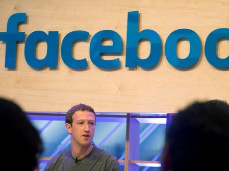 Facebook 'Like' button may be against the law, German court rules | La red y lo social | Scoop.it