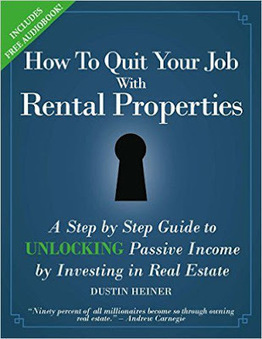 How To Quit Your Job With Rental Properties P