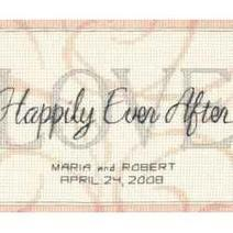 Wedding Cross Stitch Sampler | Crafts & DIY | Scoop.it