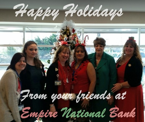 Happy Holidays   News and Insights for Better Banking   Scoop.it