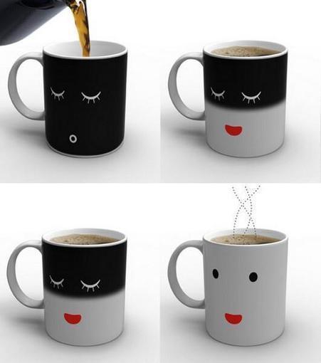 Cool morning Mug | Machinimania | Scoop.it