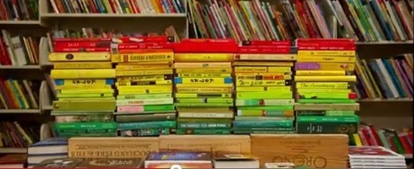 The Joy of Books | School Libraries around the world | Scoop.it