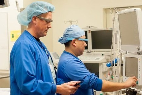 Google Glass in the OR: There's an app for that, but would you trust it with your spleen? | servicedesign | Scoop.it