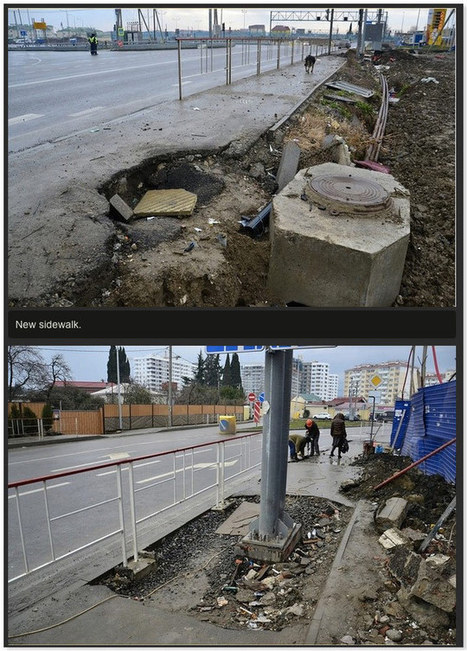 Beautiful Sochi: Come for the terrorism, stay for the garbage | Daily Crew | Scoop.it