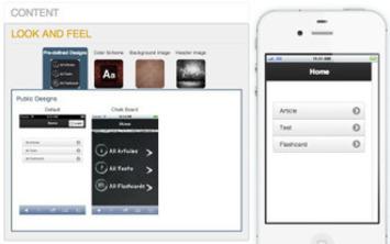 Cleverlize : créez votre propre application éducative en quelques minutes | TIC et TICE mais... en français | Scoop.it