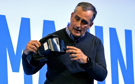 Moore's law is not dead, says Intel boss | Digital Content Marketing | Scoop.it