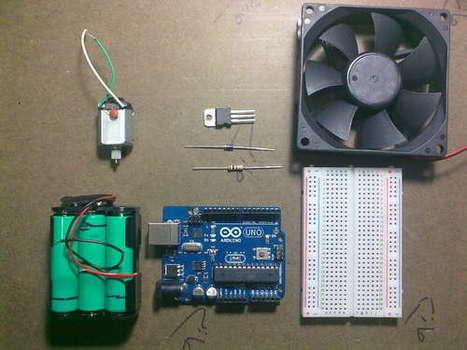 Arduino with TIP120 | Arduino Focus | Scoop.it